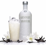 Absolut Vanilia Vodka 1L (case of 12)