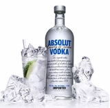 Absolut Vodka (unflavored) 1L
