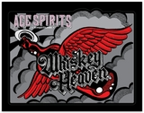 Ace Spirits Whiskey Heaven Sticker