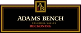 Adams Bench Reckoning (case of 12)