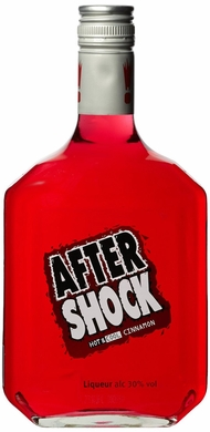 After Shock Cinnamon Schnapps (with Rock Candy) 750ML