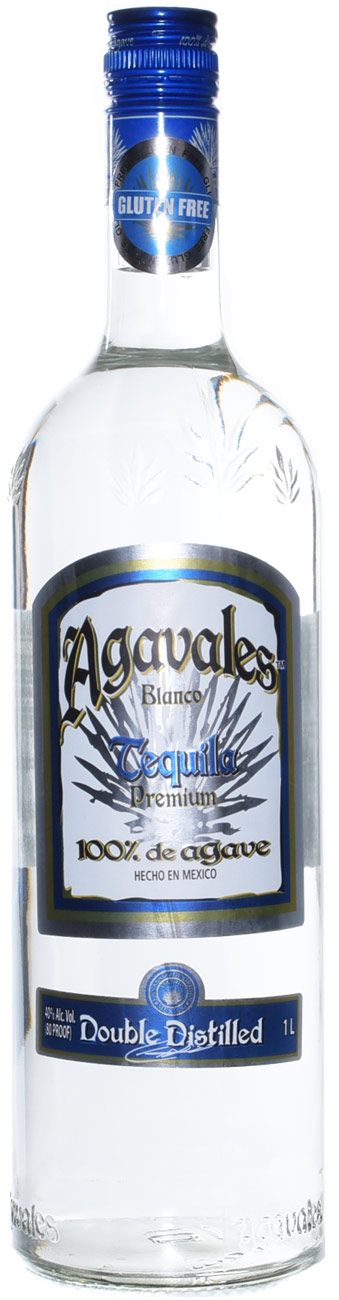 Agavales Blanco Tequila 1L