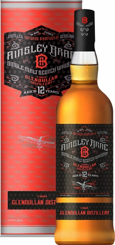 Ainsley Brae Glendullan 12 Year Old Single Malt Scotch 750ML