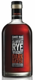 Alberta Dark Batch Rye Whisky