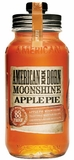 American Born Apple Pie Flavored Moonshine (Case of 6)
