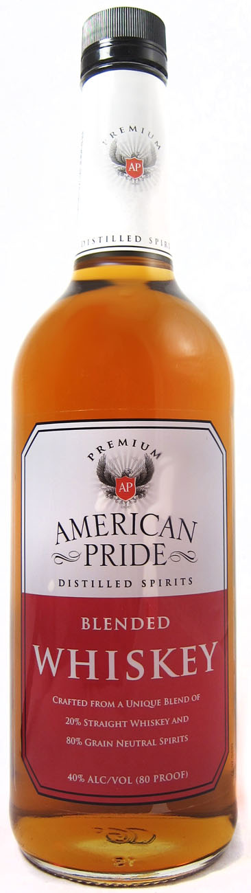 American Pride Blended Whiskey