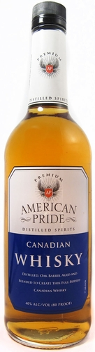 American Pride Canadian Whisky