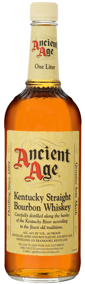 Ancient Age Whiskey 1L