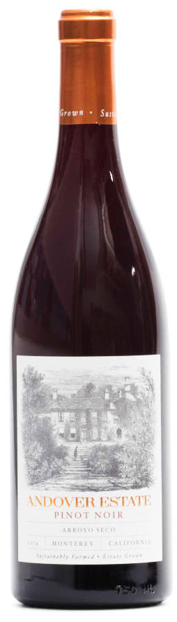 Andover Estate Pinot Noir 750ML 2014