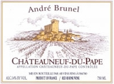 Andre Brunel Chateauneuf-du-Pape Rouge 2015