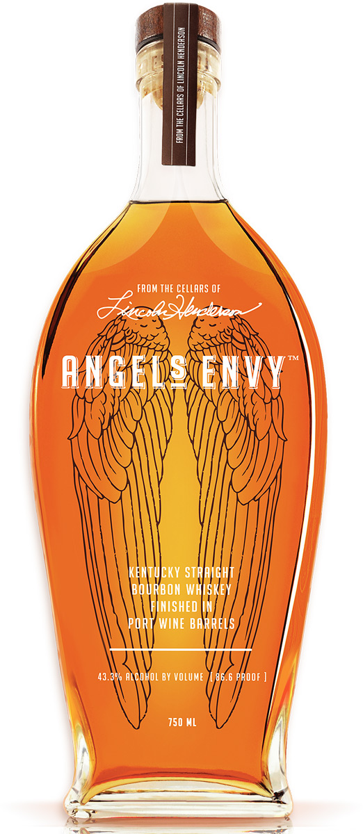 Angel's Envy Port Barrel Finished Bourbon