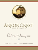 Arbor Crest Cabernet Sauvignon Five Vineyard Columbia Valley (case of 12)