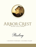 Arbor Crest Riesling Dionysus Columbia Valley 750ML (case of 12)