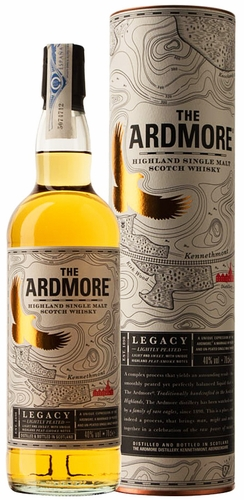 Ardmore Legacy Single Malt Scotch 750ML