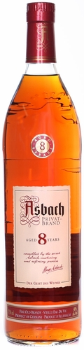 Asbach Privaatbrand 8 Year Old Brandy 750ML