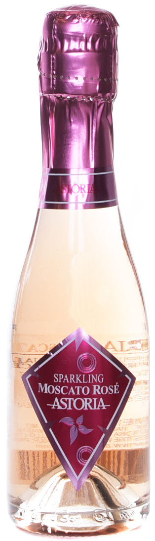 Astoria Moscato Rose Sparkling Wine 187ml