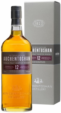 Auchentoshan 12 Year Old Single Malt Scotch