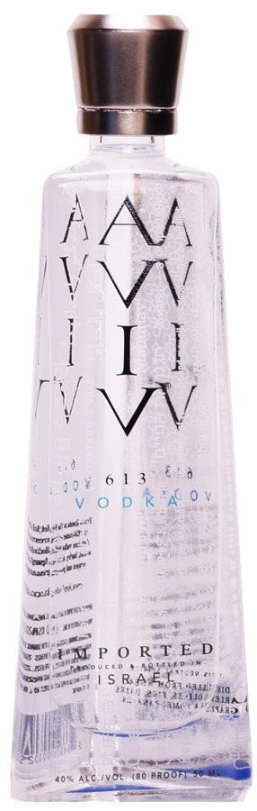 Aviv 613 Vodka 50ML Mini