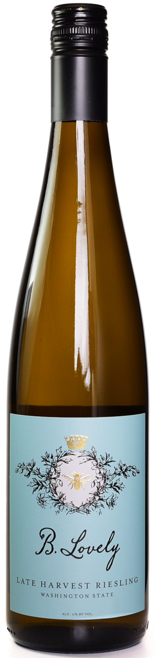 B Lovely Late Harvest Riesling (case of 12)