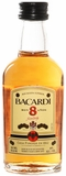 Bacardi 8 Year Old Rum 50ML