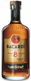 Bacardi Gran Reserva Ocho 8 Year Old Rum 750ML