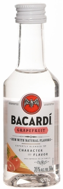 Bacardi Grapefruit Rum 50ML