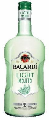 Bacardi Light Cocktails Mojito 1.75L