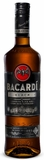 Bacardi Black Rum 1L (case of 12)