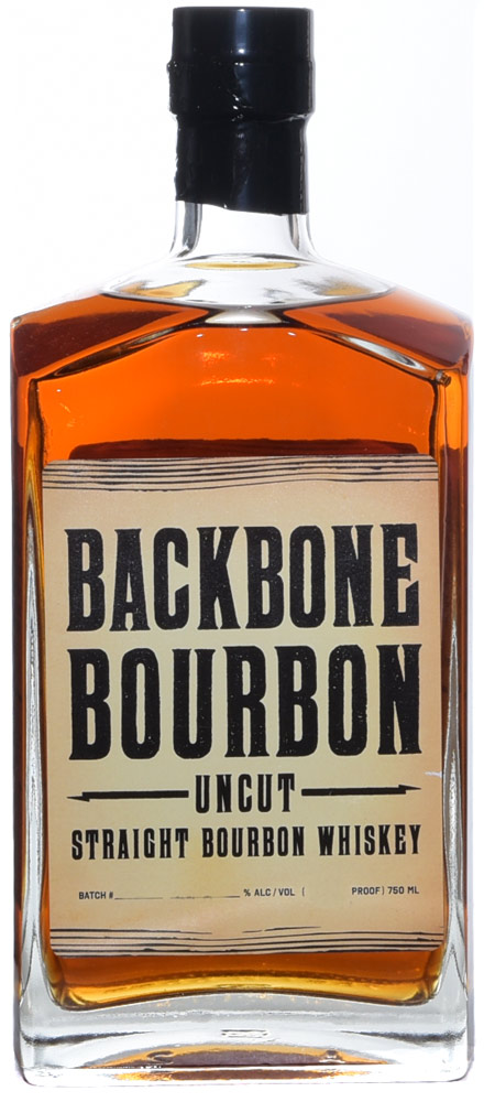 Backbone Bourbon Uncut Batch 15 Straight Bourbon Whiskey