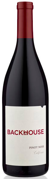 Backhouse Pinot Noir 750ML