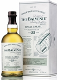 Balvenie 25 Year Old Single Barrel Single Malt Scotch 750ML
