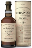Balvenie Peat Week 14 Year Old Single Malt Scotch 2002