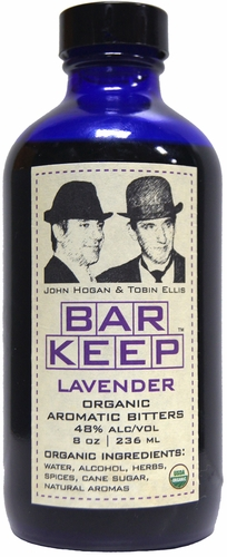 Bar Keep Lavender Spice Organic Aromatic Bitters 8oz