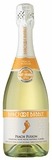 Barefoot Bubbly Peach Fusion (case of 12)