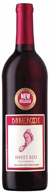 Barefoot Sweet Red 750ML