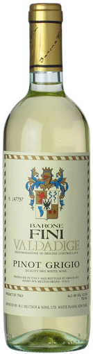 Barone Fini Pinot Grigio Valdadige 750ML (case of 12)