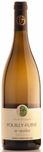 Barraud Pouilly-Fuisse la Verchere 750ML 2015
