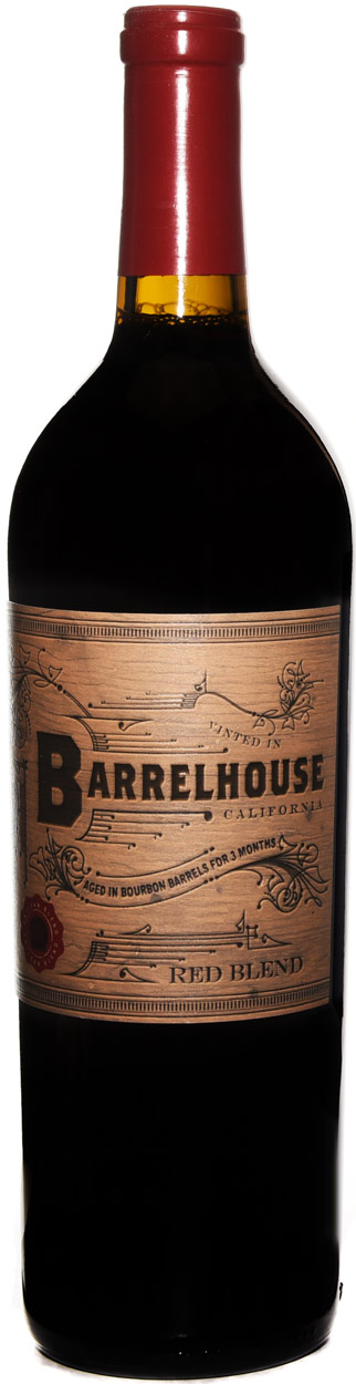 Barrelhouse Bourbon Barrel Aged Red Wine