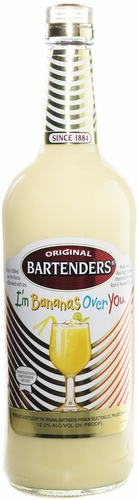 Bartenders Im Bananas Over You Cream Cocktail 1L