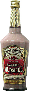 Bartender's Best Ever Kickass Mudslide Cocktail 1L