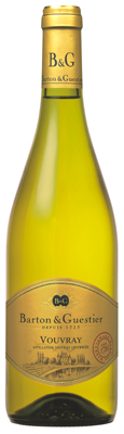 Barton & Guestier Vouvray 750ML
