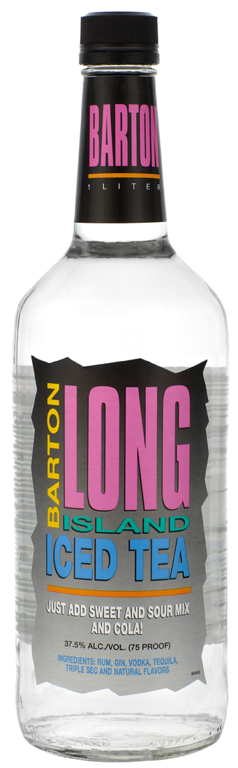 Barton Long Island Ice Tea Cocktail 1L