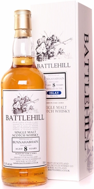 Battlehill Bunnahabhain 8 Year Old Single Malt Whisky