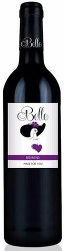 Belle Made for You Red Blend