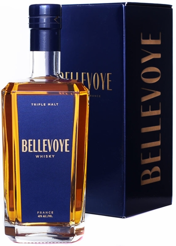 Bellevoye Triple Malt French Whisky