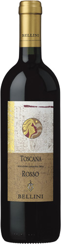 Bellini Rosso Toscana IGT (case of 12)