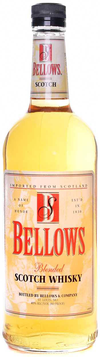 Bellows Blended Scotch 1L