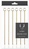 Belmont Gold Cocktail Pick (set of 6)