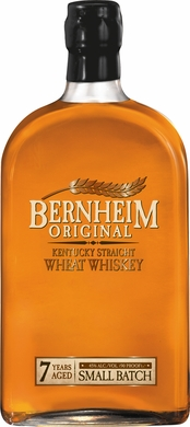 Bernheim 7 Year Old Straight Wheat Whiskey 750ML