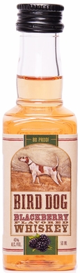 Bird Dog Blackberry Flavored Whiskey 50ML